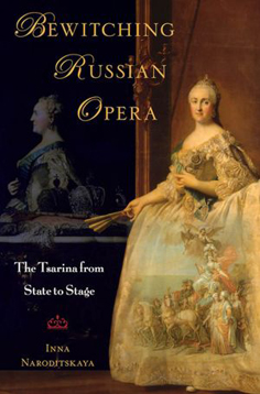 book cover of Bewitching Russian Opera